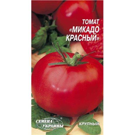 Насіння томату Мікадо червоний