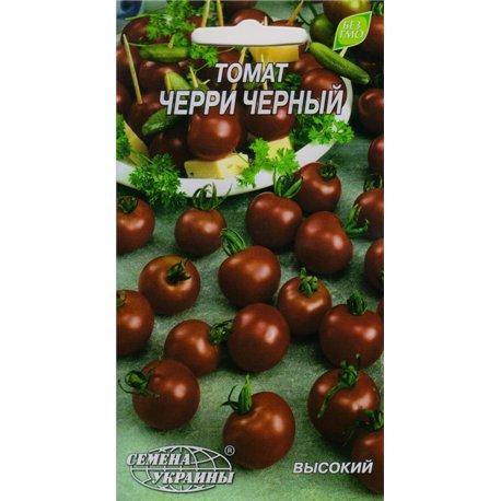Насіння томату Черрі чорний