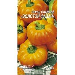 Семена перца сладкого Золотой Фазан
