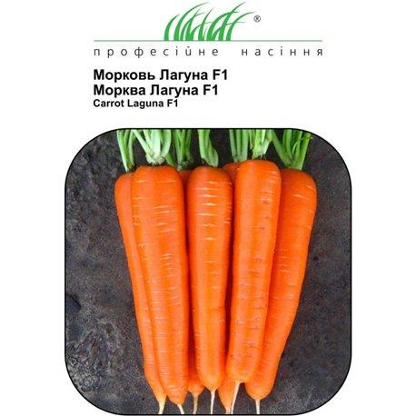 Насіння моркви Лагуна F1