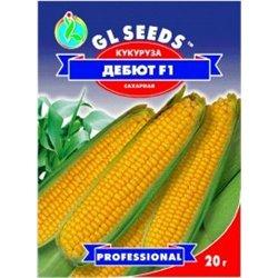 Насіння кукурудзи цукрової Дебют F1
