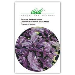 Семена базилика фиолетового Темный опал