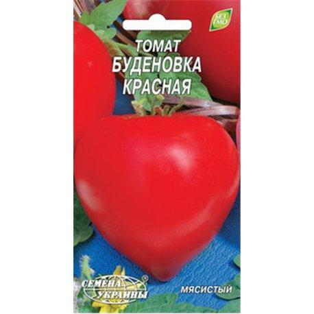 Насіння томату Будьонівка червона