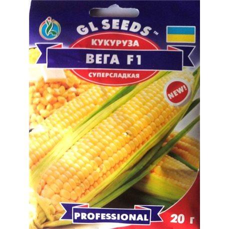 Насіння кукурудзи цукрової Вега F1