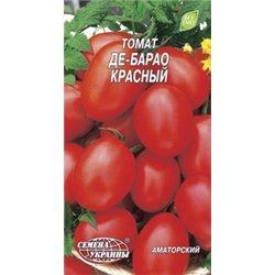 Семена томата Де-Барао красный