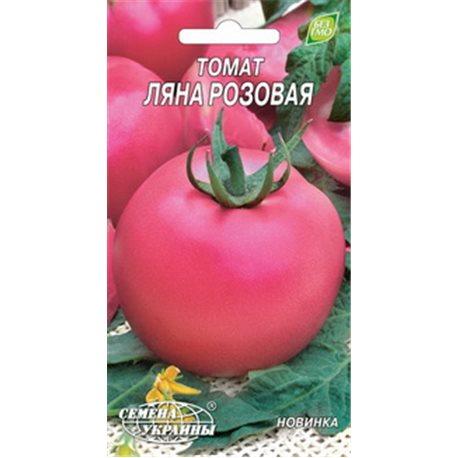Насіння томату Ляна Рожева