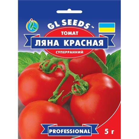 Насіння томату Ляна Червона пакет-гігант