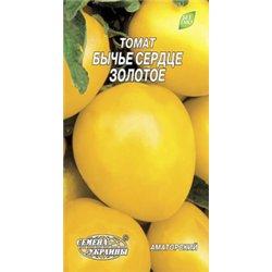 Семена томата Бычье сердце золотое