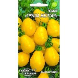 Семена томата Груша желтая