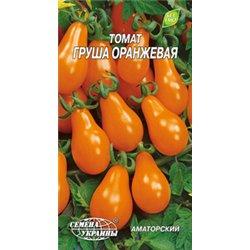 Семена томата Груша оранжевая